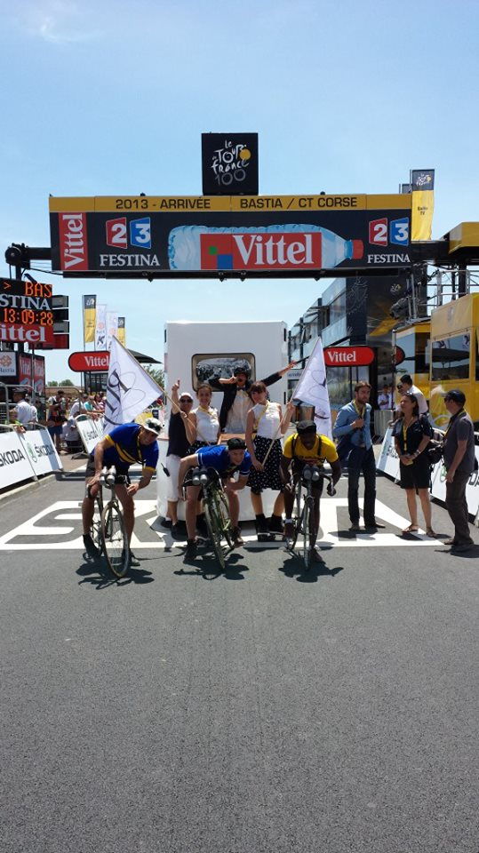 1OO ans tour de France 2013