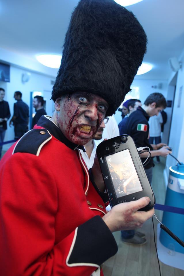 Lancement Wii U 2013