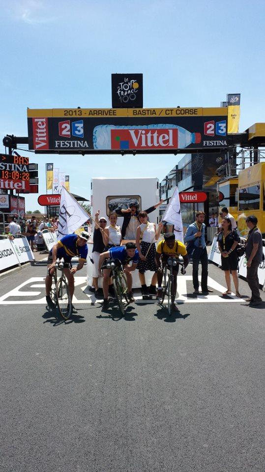 1OO ans tour de France 2013