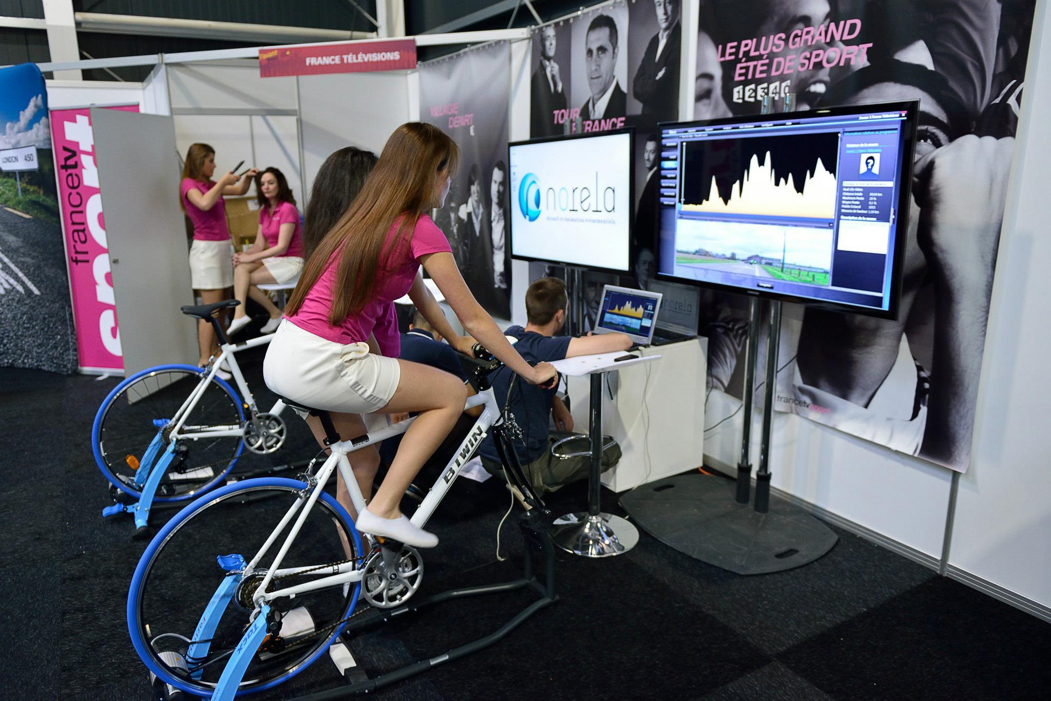 Avant Tour de France 2012