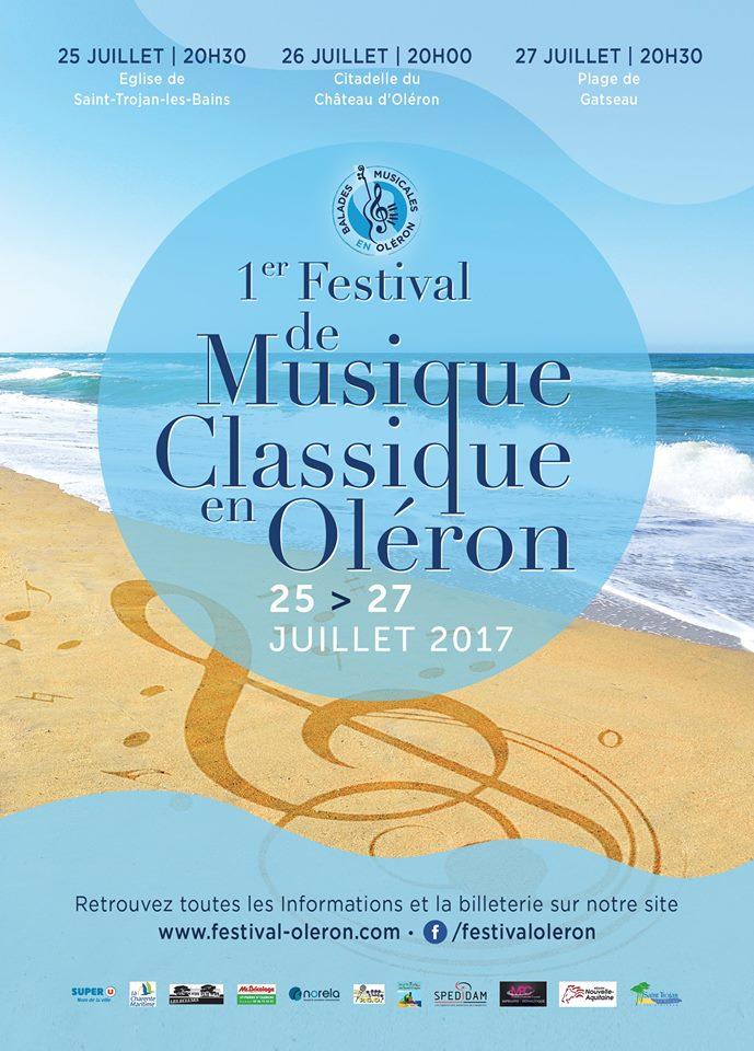 festival de musique classique sur l'île d'Oléron